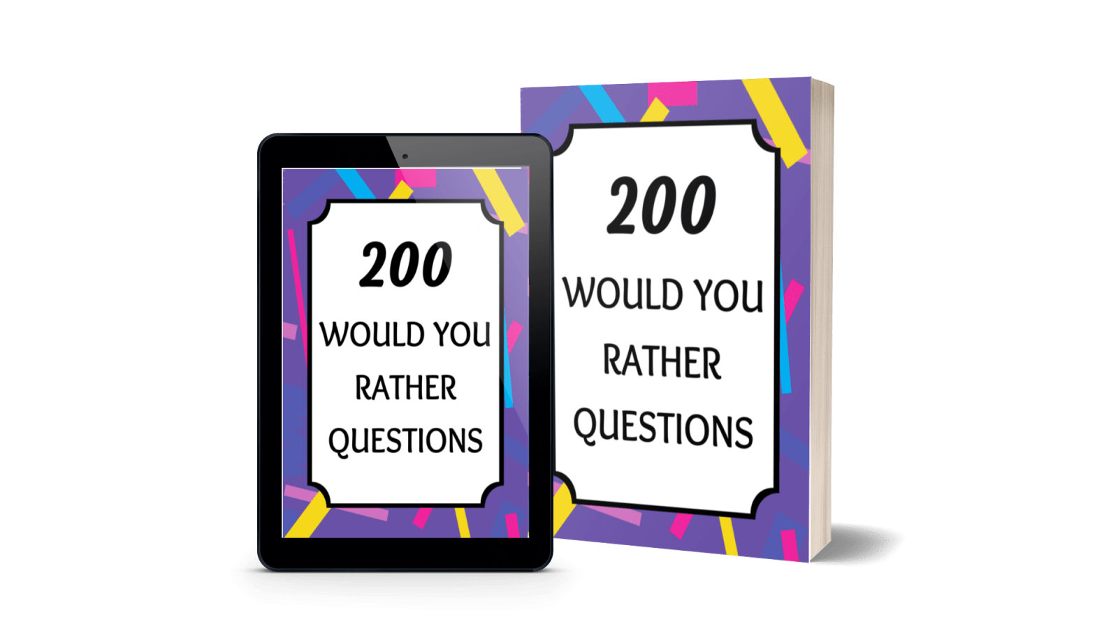 200 Would You Rather Questions For Couples
