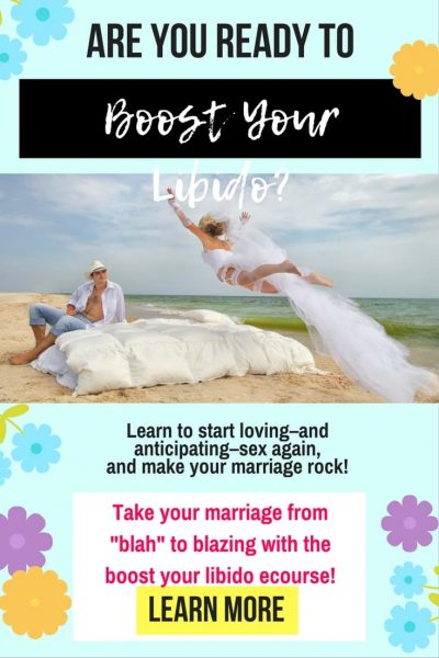 How to easily boost your libido