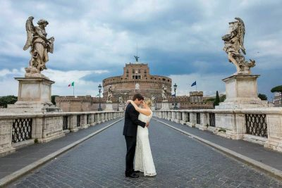 4 reasons why you should have your dream wedding in Rome