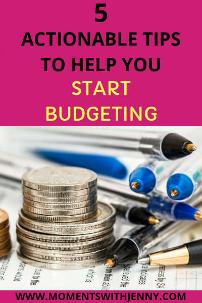 Budgeting 101 for couples