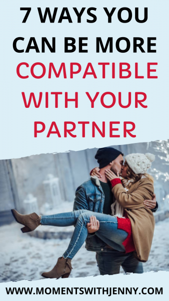 7 ways to be more compatible with your partner