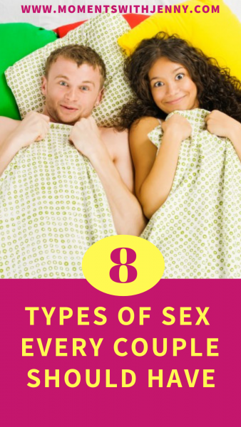 8 Styles of lovemaking every couple should try