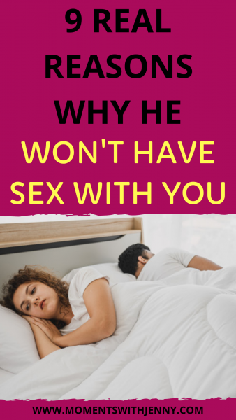 9 reasons why your husband wont sleep with you