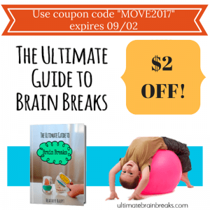 The Ultimate Guide to Brain Breaks during homeschool classes