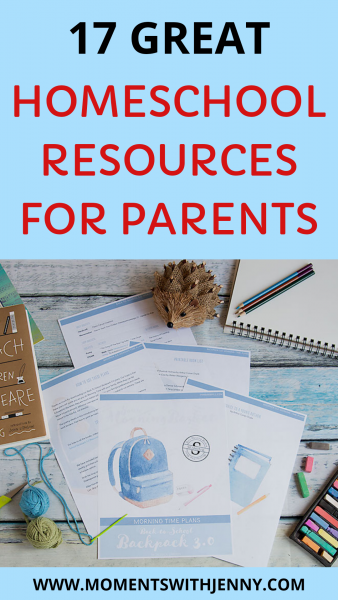 17 great homeschool resource for parents