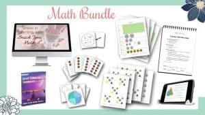 Math Games Bundle for homeschooling
