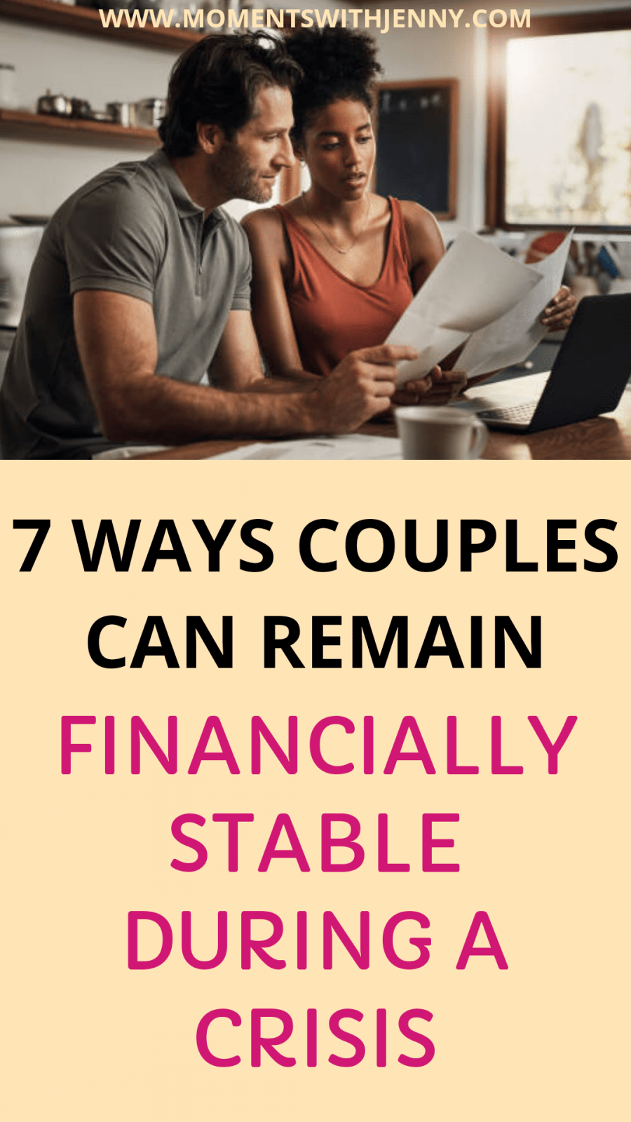 7 ways couples can remain financially stable during a crisis