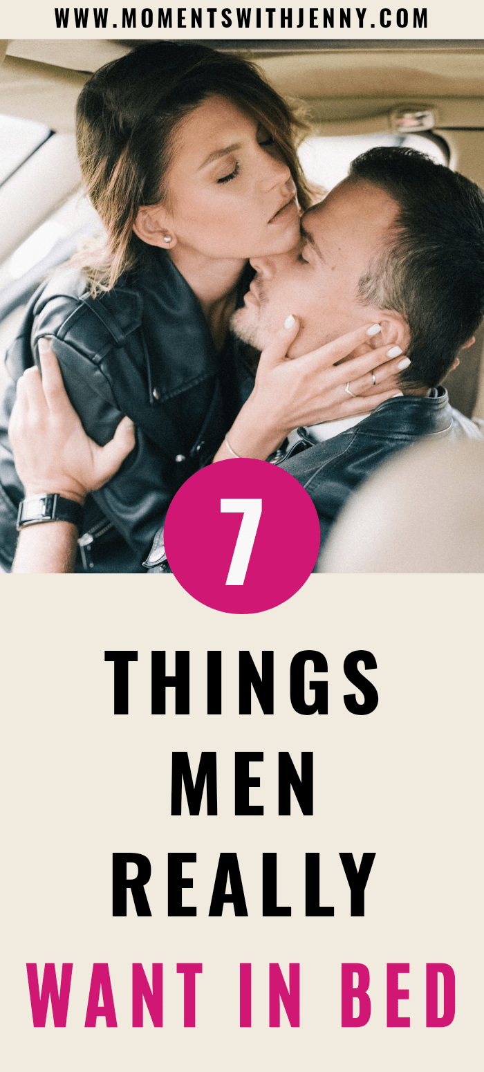 7 things men really want in bed