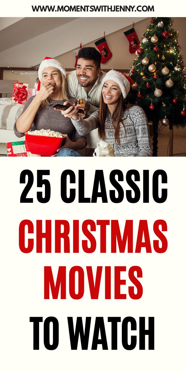 25 Classic Christmas Movies For Family Night