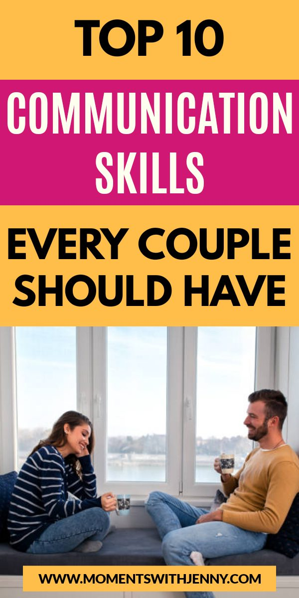 Top 10 critical communication skills every couple should have