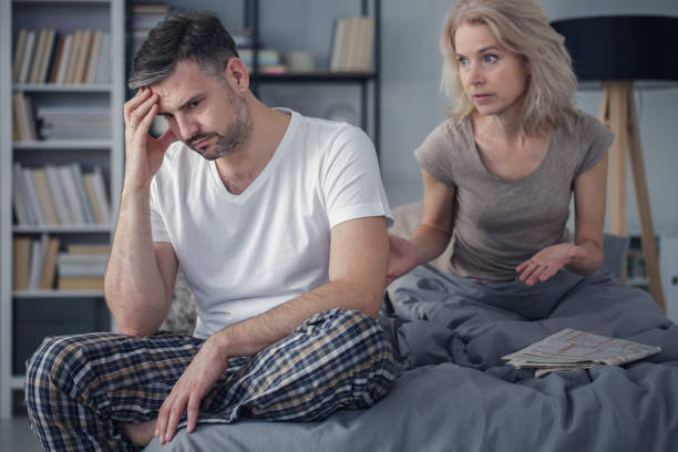 9 Reasons Why Your Husband Won't Sleep With You
