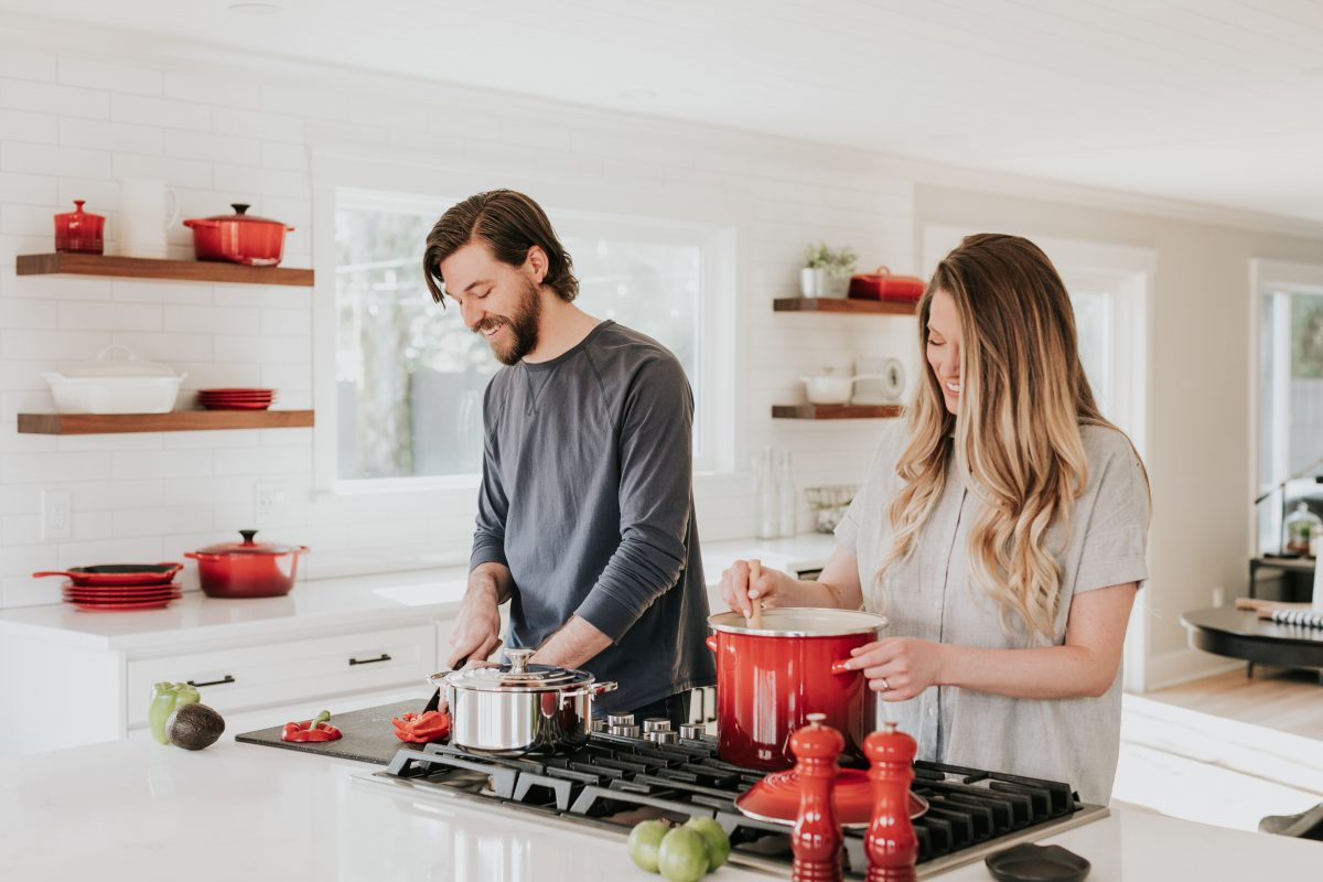 At home Valentine's Day ideas for couples