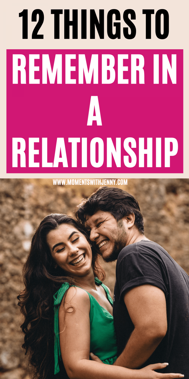 12 Things To Remember In A Romantic Relationship