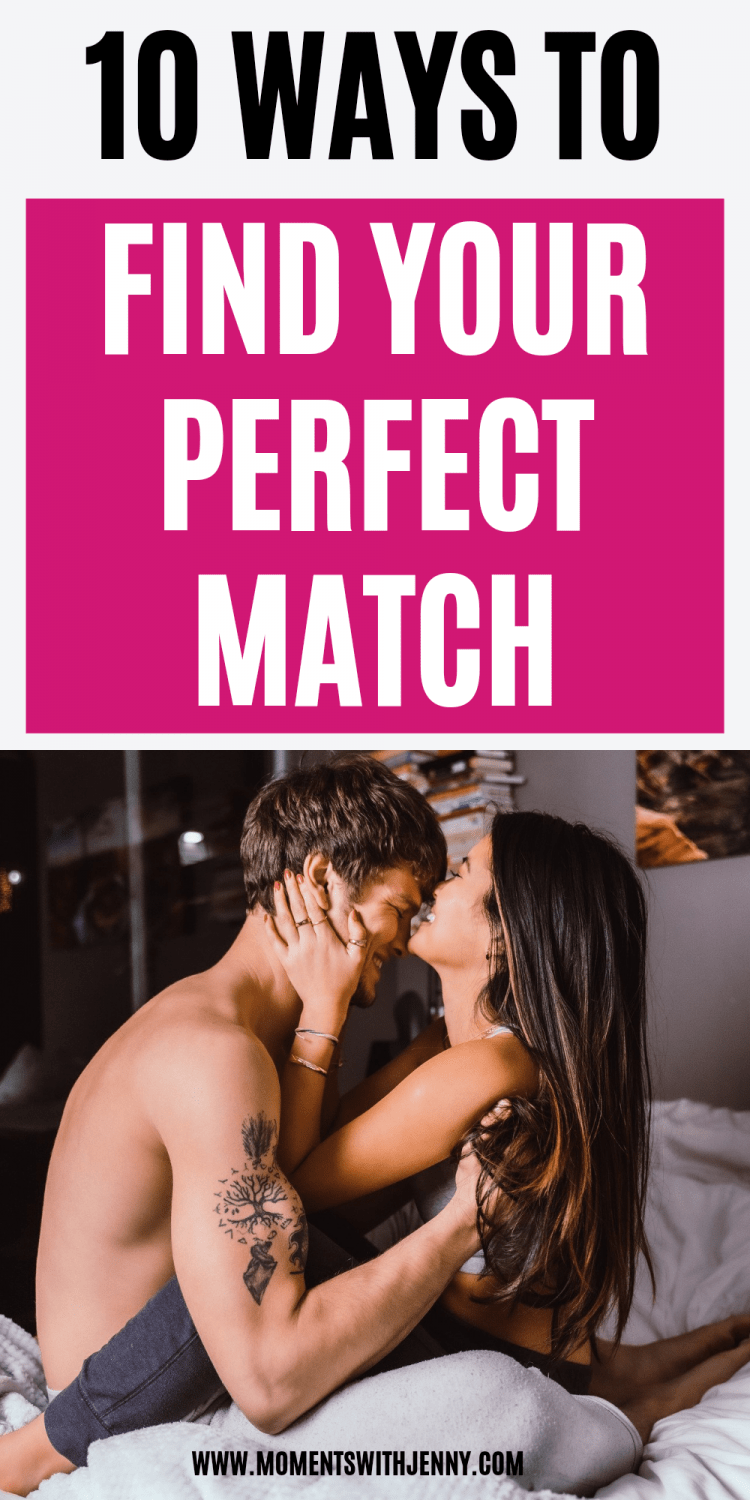 How to find your perfect match online